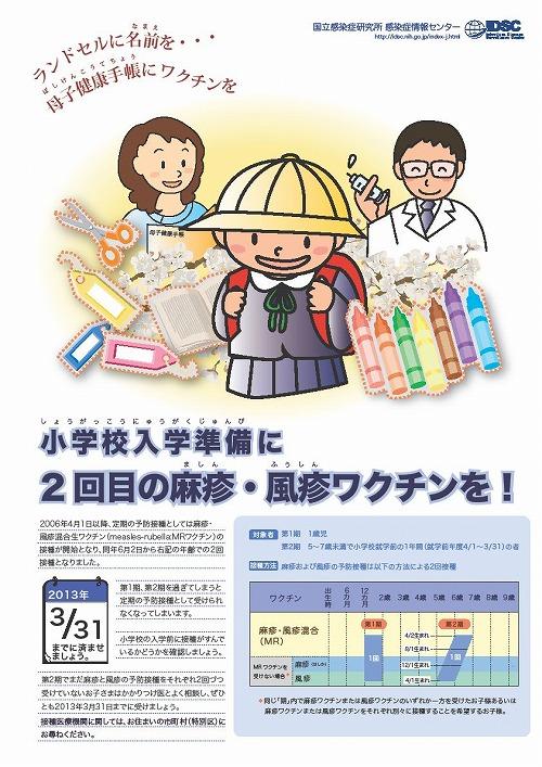 小学校入学準備に2回目の麻疹・風疹ワクチンを!.jpg
